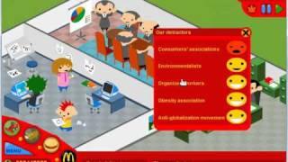 Download McDonalds game Ending Video