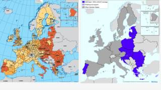 Download Background to the ERDF, ESF & Cohesion Funds Video