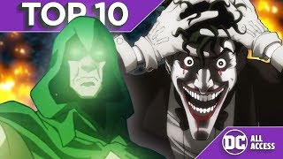 Download Top 10 Scariest DC Animated Moments Video