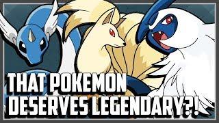 Download Top 10 Pokemon That Deserve Legendary! Video