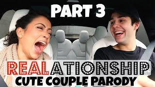 Download (REAL)ATIONSHIPS PART 3: CUTE COUPLE PARODY ft. David Dobrik Video
