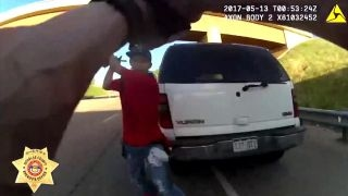 Download 'Shots fired!' Bodycam video captures attack on deputy Video