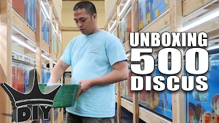 Download UNBOXING 500 DISCUS aquarium fish!!! Video