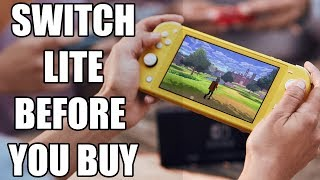 Download SWITCH LITE - 15 Things You Need To Know Before You Buy Video