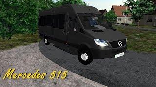 Download OMSI 2 - Mercedes 515 V.2 - DolniKounice Video