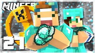 Download SO MANY DIAMONDS?! | HUNGER GAMES MINECRAFT w/ STACYPLAYS! | SEASON 2 EP 27 Video