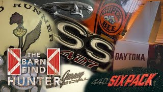 Download Greatest barn find collection known to man | Barn Find Hunter - Ep. 46 Video