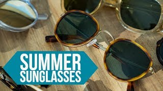 Download 6 Sunglasses for Summer || Summer Shades 2019 || Gent's Lounge Video