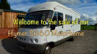 Download Hymer Mercedes S660 motorhome for sale with mikeedge.co.uk Video