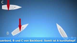 Download Vorfahrtsregeln Segeln Teil 3 / Prüfungsfragen SBF Video