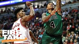 Download Stephen A. Smith: Bulls Have Best Shot At Upsetting Celtics | First Take | April 14, 2017 Video