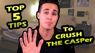 Download My Top 5 Tips to CRUSH The CASPer | Darius Med Video