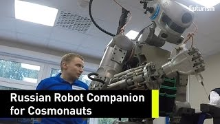 Download Meet FEDOR, Russia's Robot Built For Extreme Conditions Video