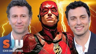 Download DC's Flashpoint Nabs Spider-Man: Homecoming Writers to Direct! - SJU Video