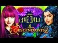Download DESCENDANTS 2 - Sims 4 | Ep 1 - WELCOME TO AURADON PREP | Disney's Descendants Video