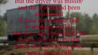 Download Roll On (Eighteen Wheeler) - Alabama - Lyrics Video