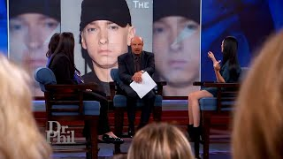 Download Teen Says She Believes Rapper Eminem Is Her Father Video