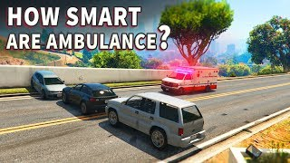 Download GTA V - How smart are Ambulance? Video