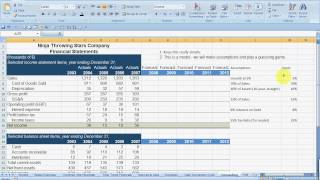 Download Forecasting Financial Statements - Part 1.mp4 Video