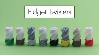 Download Making Fidget Twisters with a Maker Box Video