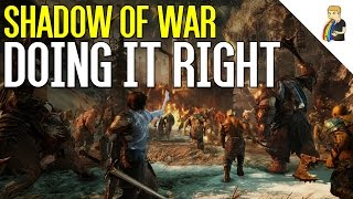 Download Shadow Of War Is Doing Sequels Right Video