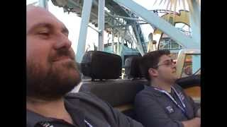 Download Tom Corless' first time on Primeval Whirl at Disney's Animal Kingdom (2008) Video