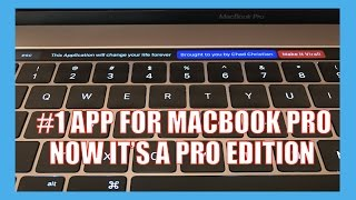 Download Macbook Pro Touch Bar The #1 Best Application You Must Have! Video