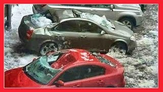 Download NEW RAW FOOTAGE !! HAILSTONES SHOULDN'T BE DOING THAT !!! Video