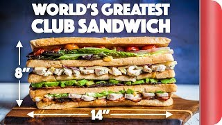 Download The ULTIMATE GOURMET Club Sandwich Video