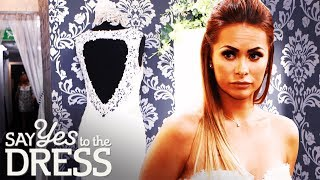 Download Bride Wants a Dress She Can't Afford!   Say Yes To The Dress UK Video