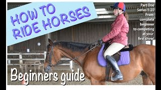 Download How to ride horses (Part 1 in the series) Introduction Getting started Video