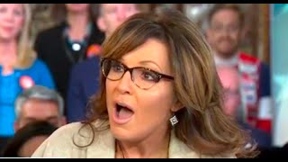 Download Sarah Palin Loses It When Asked About Blaming Obama for Son Beating Girlfriend Video