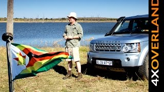 Download ZIMBABWE. Is it safe? Part-2. Touring in a Land Rover Discovery-4. Video