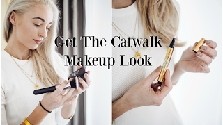 Download Get The Catwalk Look! Drugstore Makeup Tutorial | Fashion Mumblr AD Video