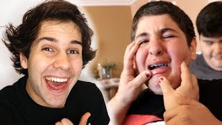 Download THIS MADE LITTLE BROTHER CRY!! (PAINFUL) Video