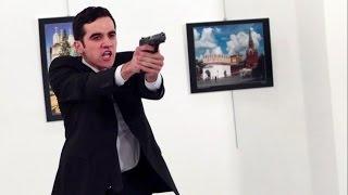 Download Russian Ambassador Assassinated As Photographers Capture The Horrific Moment Video