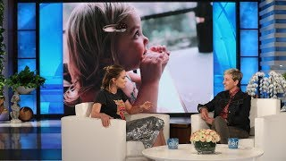 Download Olivia Wilde's Kids Think Ellen Is Their Real Mom Video