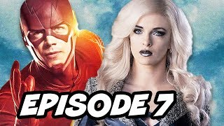Download The Flash Season 3 Episode 7 - TOP 10 WTF and Easter Eggs Video