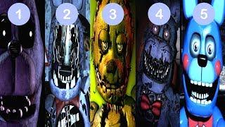 Bonnie Simulator - Part 3: HARD MODE IS HARD! - Final part