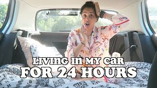 Download living in my car for 24 hours | clickfortaz Video
