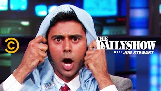 Download The Daily Show - Minhaj's Muslim Makeover Video
