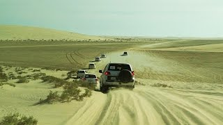Download Desert Safari - Inland Sea Qatar HD 1080p Video