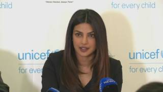 Download UNICEF SA : Priyanka Chopra Press Conference Video