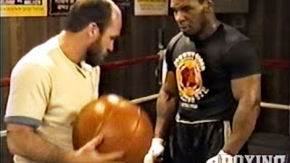 Download Mike Tyson Never Seen Speed Bag and Medicine Ball Video
