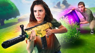 Download NERF Fortnite Find The Cube Challenge! Video