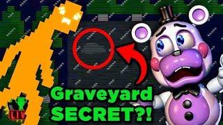 Download FNAF 6's SECRET GRAVE! | Five Nights at Freddy's: Pizzeria Simulator (Part 5) Video