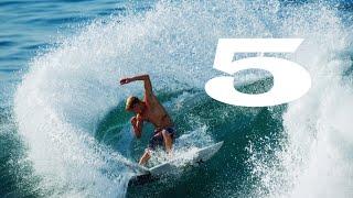 Download 5 best Surf skills Video
