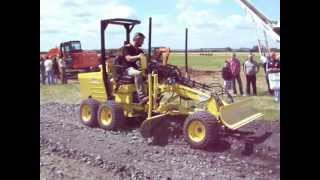 Download mini-niveleuse LASER-GRADER Video