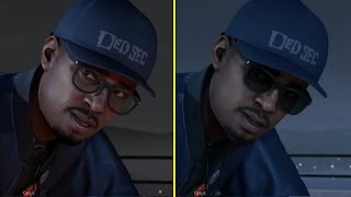 Download Watch Dogs 2 PS4 E3 Demo vs Retail Graphics Comparison Video
