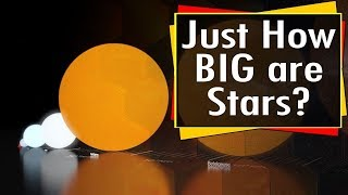 Download Just how big is a star? Star Size Comparison (And you thought our sun was big!) Video